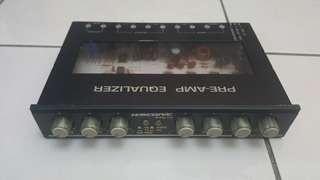 Weconic preamp equalizer