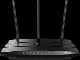 Router TP Link AC 1200 Wireless - High speed!!