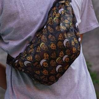 A Bathing Ape EXILEiD Tribe Waist Bag