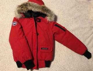 XS Canada Goose Chilliwhack Bomber
