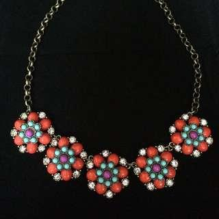 Cute Cheery Brand New Red Necklace