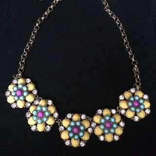 Brand New Cheery Bauble Necklace