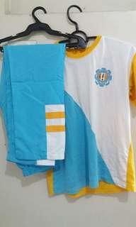 RTU PE Uniform