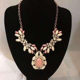 Brand New Pink Necklace