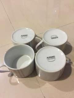 Aussino tea cup sets