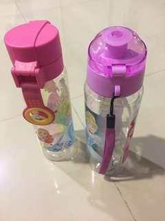 Princess water bottles