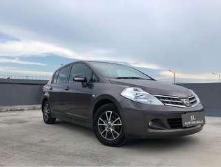 Nissan Latio 1.5A GOOD DEAL ! CHEAP RENTAL !