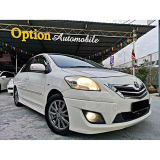 TOYOTA VIOS 1.5 G LIMITED (A) VERY LESS IN MARKET 2012