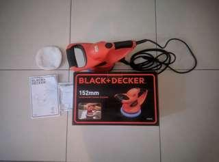 Black decker KP600 polisher and waxer