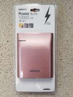 MINISO Power Bank 10000mAh