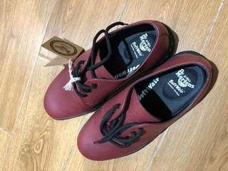 Dr. Martens SoftWair Cavendish Cherry Red 38