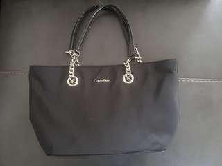 Black Calvin Klein Bag