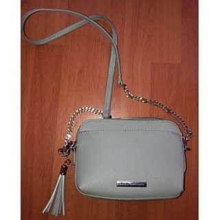 Colette Grey Crossbody Bag