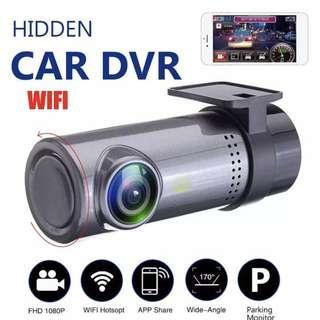 Car Wifi Camera - Complete Set