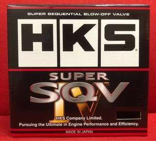HKS Super SQV Blow-Off Valve
