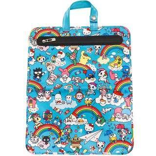 🌟BNIP Hello Kitty Tokidoki Jujube Rainbow Dreams Sanrio Be Dry Wetbag bedry premium wet bag; trades possible for hello sanrio sweets