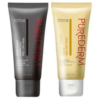 PUREDERM LUXURY THERAPHY PEEL OFF MASK 100g