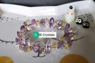 #Fluorite Bracelets (Protective Crystals) 莹石手串 (护保水晶)