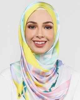 (SWAP) Geometric Duckscarves