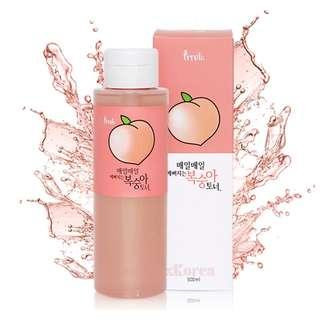 PRRETI PEACH TONER 500ML