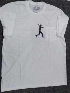 Travis Scott Astroworld Merch Tshirt