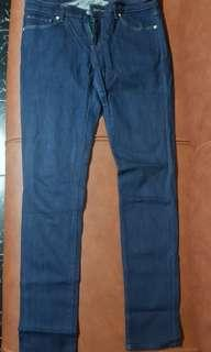 Uniqlo preloved women jeans pants
