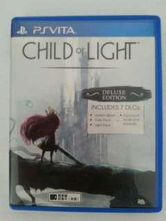 PSVita Child Of Light (jap version)