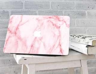 PO: Pink Marble Decal Sticker