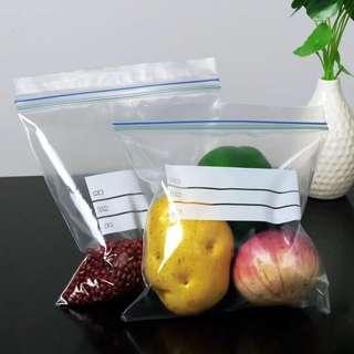 Double Sealed Fresh Food Storage
