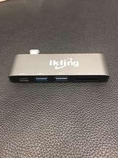 USB C Hub Multiport Adapter