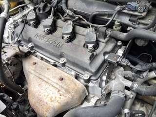 NISSAN Serena更換汽車士撻 預約維修丶換件服務請電:31739102