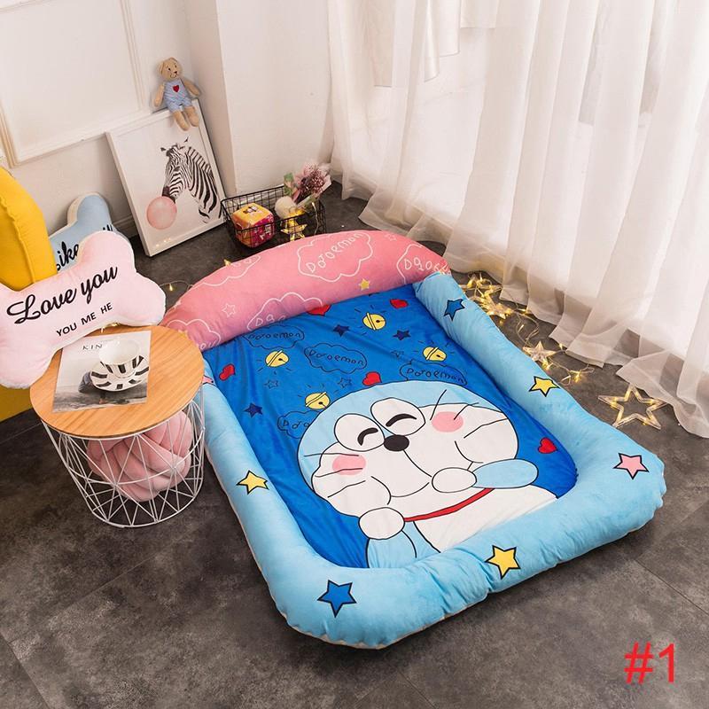 130x100cm Baby Play Bed Kids Floor Mat
