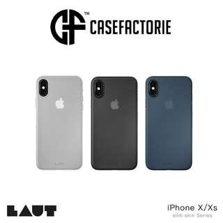 LAUT Slimskin case for iPhone X/Xs