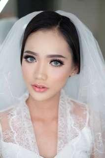 Paket Wedding Makeup + 2orang mama