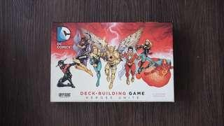 DC Deck-Building Game Heroes Unite