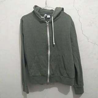 Zip hoodie HnM