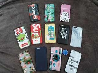 Take ALL 12 iPhone 6/s Plus Cases for 500