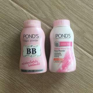 Pond's Magic Powder 防曬粉,bb powder face powder