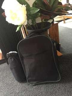 Black Picnic Backpack