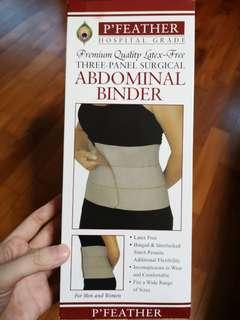 P'Feather Abdominal Binder Hospital Grade (from TMC)