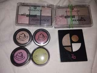 Eyeshadow bundle LAST PRICE