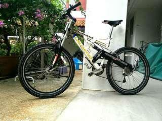 Awesome n Robust Unlimited Survivor full susp mtb