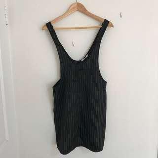PULL&BEAR overall dress