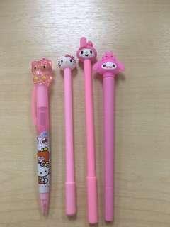 Hello Kitty Melody Pens