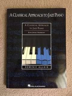 A Classical Approach to Jazz Piano