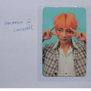 WTT BTS Love Yourself: Answer ver F Kim Taehyung V