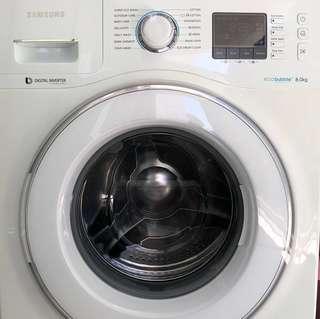 Samsung Eco Bubble Washing Machine WW80 8KG