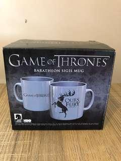 Game of Thrones Baratheon Mug