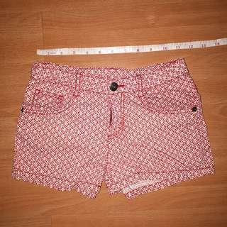 Printed Casual Kids Shorts