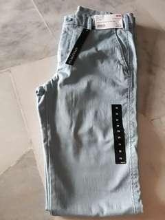 Ultra stretch Chino flat pants